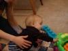 Terapia dziecka - podpór, chwyt