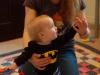 Terapia rocznego dziecka z opóźnionym rozwojem ruchowym w wyniku alergii pokarmowej