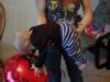 Zawieszenie wg Landaua - terapia rocznego dziecka