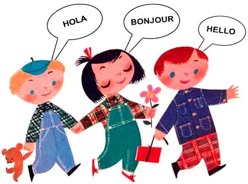 niemowlęta a nauka języków obcnych